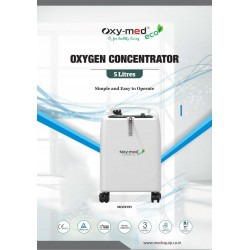 ECO Oxymed Oxygen Concentrator 5 Liter
