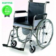 Karma Rainbow 7 Commode Wheelchair