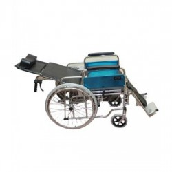 Karma Rainbow 8 Reclining Wheelchair With Commode
