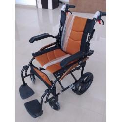 Ryder 12 Aluminium Travel Wheelchair