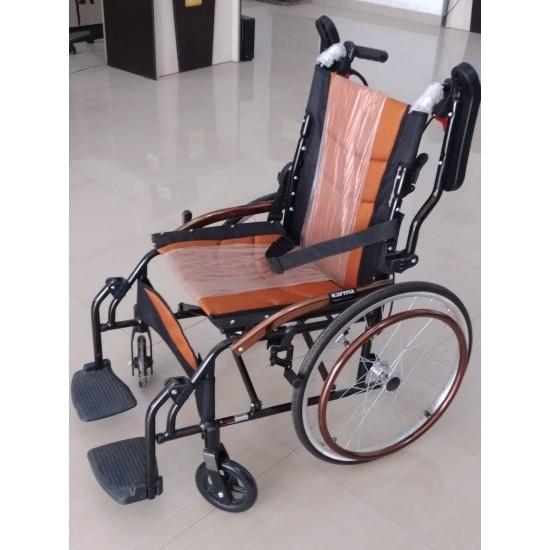 Ryder 13 Aluminium Travel Wheelchair