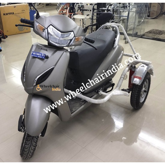 Side Wheel Attachment Kit For Honda Activa